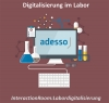 adesso - Digitalisierung im Labor