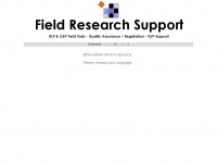 Field Research Support