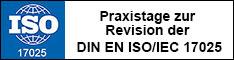 Praxistage DIN EN ISO/IEC 17025