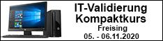IT-Validierung Kompaktkurs