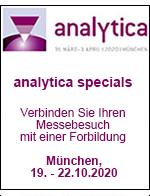 analytica specials