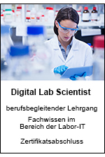 Lehrgang Digital Lab Scientist
