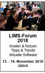 LIMS-Forum 2018