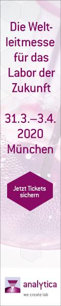 analytica 2020 Die Weltleitmesse für das Labor der Zukunft 31.03. - 03.04.2020