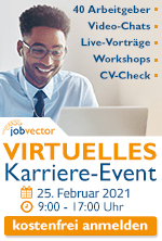 jobvector virtueller career day