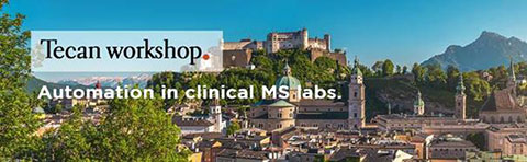 Visit Tecan at MSACL 2017 in Salzburg and join our afternoon workshop