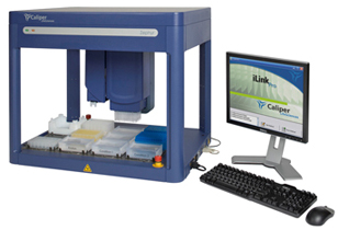 Zephyr® Compact Liquid Handling Workstation